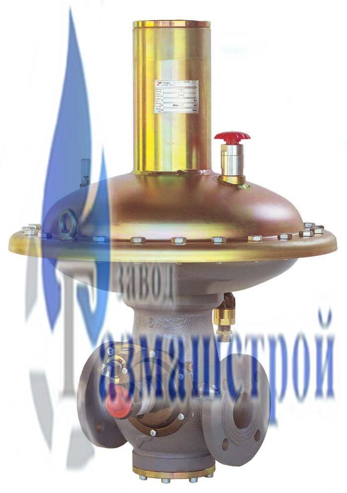 Регуляторы давления газа серии MN/MF
