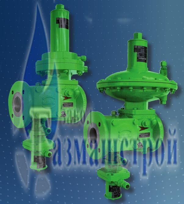 регулятора давления газа rmg 330